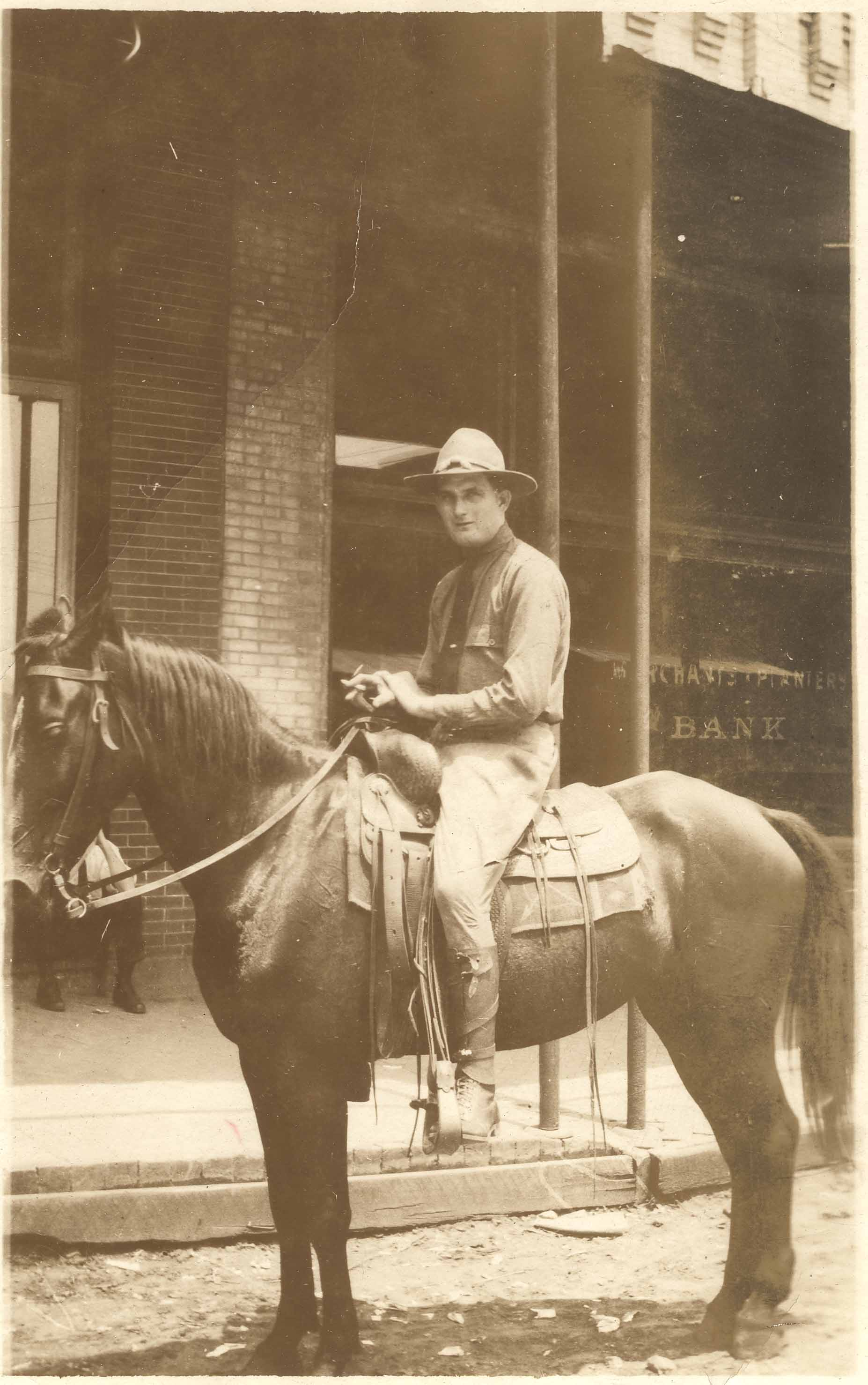 Courtesy of the World War I Gold Star Database, Alabama Department of Archives and History, Montgomery, Alabama